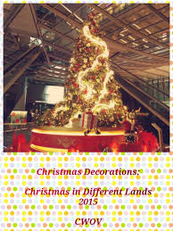 decorations around the world in different