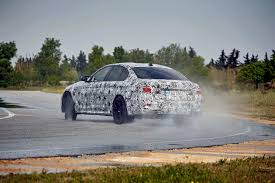 bmw van 2015 prototype drive 2018 bmw m5 automobile magazine