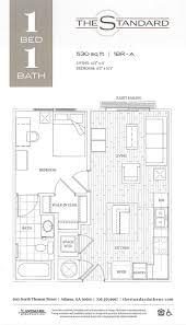 8 best the standard athens floor plans images on pinterest 3 4