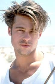 brad pitts haircut in seven 83 best brad pitt images on pinterest man candy monday