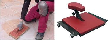 attrezzature per piastrellisti vendita on line di seggiolini ciabatte e ginocchiere