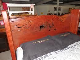 Bedroom Furniture Manufacturers Queensland New Queen King Bed Hand Made Australian Furniture Blue Gum Heavy