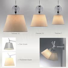 Wall Light Shades Tolomeo Wall Shade Artemide