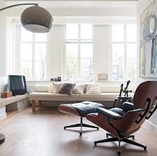 College Lounge Chair The Eames Recliner And Ottoman I Once Did A Book Layout For A