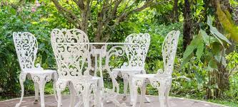 Metal Patio Chair Metal Patio Furniture 5 Tips To Prevent Rust Doityourself