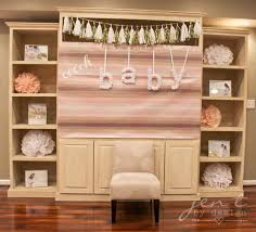 Pink And Brown Baby Shower Decorations 100 Sweet Baby Shower Themes For Girls For 2017 Shutterfly