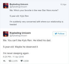 These Are The Funniest Tweets - the force is strong with these star wars fan tweets worldwideinterweb