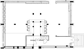 capacity layout u0026 floor plan avondale the venue