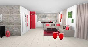 Tapis De Salon Rouge by