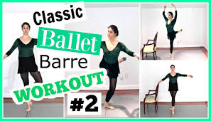 barre class at home classic ballet barre workout 2 kathryn