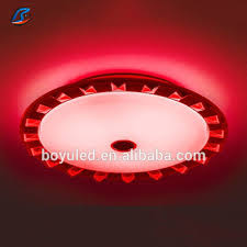 Acrylic Ceiling Light Bluetooth Speaker Ceiling Light Color Changing Led Acrylic