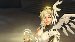 mercy halloween background overwatch all mercy highlight intros youtube