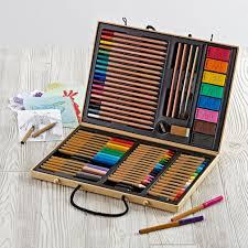 make a masterpiece art kit the land of nod