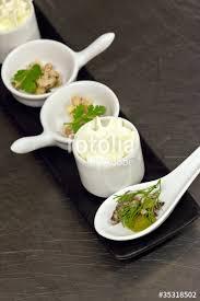 cuisine en bouche apéritif mise en bouche cuisine gastronomie bouchée photo libre