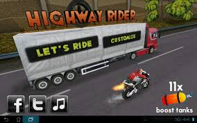 play free online games bike racing monster truck highway rider for android download