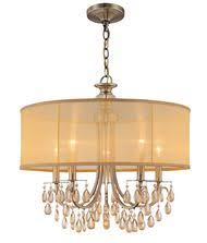 Brushed Brass Chandelier Chandeliers Crystal Bronze Chrome Modern Classic Capitol