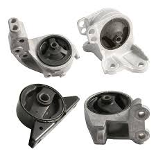amazon com 4pc motor engine mounts set kit for 00 05 mitsubishi