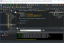 angular ide optimized for developers to make the most of angular
