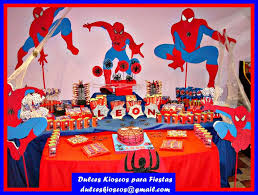 spiderman birthday party ideas and plus spiderman for birthday