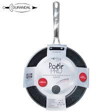 durandal cuisine poêle revêtue granité 20 à 32 cm