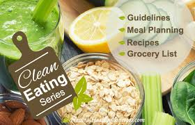 clean eating guide for beginners healthy concepts with a