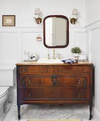 Vintage Bathroom Vanity For Sale Here U0027s A Diy Project For Your Bathroom Turn A Dresser Into A