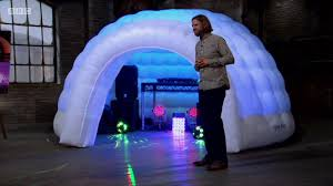 danny savage on bbc u0027s dragons den igloo disco on vimeo