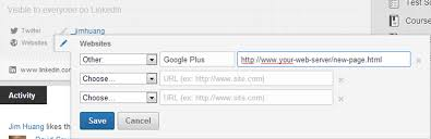 Google Plus Page Vanity Url Adding A Google Link To Your Linkedin Profile Repequity U0026reg