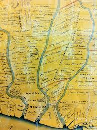 Map Of Pennsylvania Historical Maps Friends Of Glen Providence Park