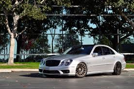the 20 000 460hp 520 lb ft torque e55 amg monster 0 60 in 4 9