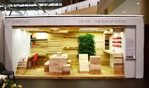 Interior Design Show Canada Pop Up Office Toronto Canada Eoffice Coworking Office