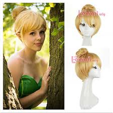 tinkerbell hairstyle tinkerbell wigs collection on ebay