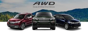 all wheel drive honda awd hr v cr v pilot all wheel drive safety