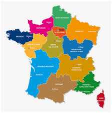 Wine Map Of France by The Bubbly Professor Excellent Adventures In Wine And Spirits