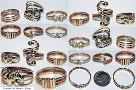 jewelry rings wholesale images 10 rings bronze copper alpaca silver peruvian gems of peru