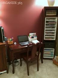 Office Space Organization Ideas Creating A Home Office Space Organize 365