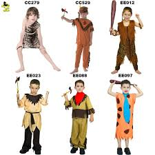 flintstones costumes aliexpress buy caveman children s fred flintstone dress