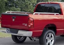 Truck Bed Bars Mopar Oem Dodge Ram Chrome Bed Rails Autotrucktoys Com