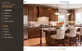 Lowes Kitchen Cabinet Kitchen Shenandoah Cabinets Cabinet Brands At Lowes