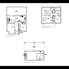 3 storey house plans 2d 3 storey house plans cadblocksfree cad blocks free