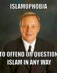 Islam Meme - the show me skeptic islam and racebaiting
