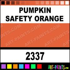 pumpkin safety orange fusion for plastic spray paints 2337