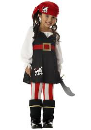 Halloween Costumes Toddler Girls Toddler Girls Pirate Costume