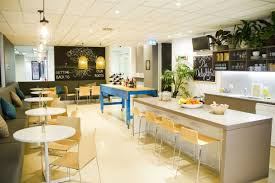Office Kitchen Designs Booming Tech Companies Outgrow Office Space Afr Com
