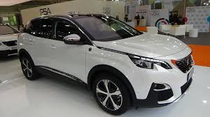 peugeot jeep interior 2018 peugeot 3008 crossway bluehdi 120 eat6 exterior and