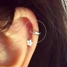 cartlidge hoop simple cartilage hoop origami jewels