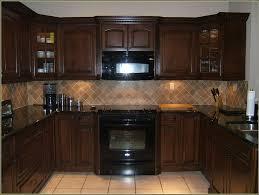 black appliances kitchen ideas kitchen pictures with black appliances color brown cabis idea