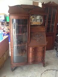 Antique Desk With Hutch Antique Hutch Best 25 Antique Desks Ideas On
