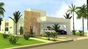 Modern Contemporary Home Plans modern villa design home design