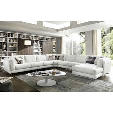 Chateau D Ax Leather Sofa Solange Leather Sectional By Chateau D U0027ax Italy U2013 City Schemes